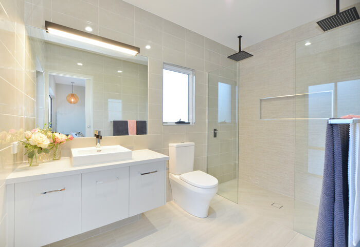 NQ Homes Cooya Display Bath
