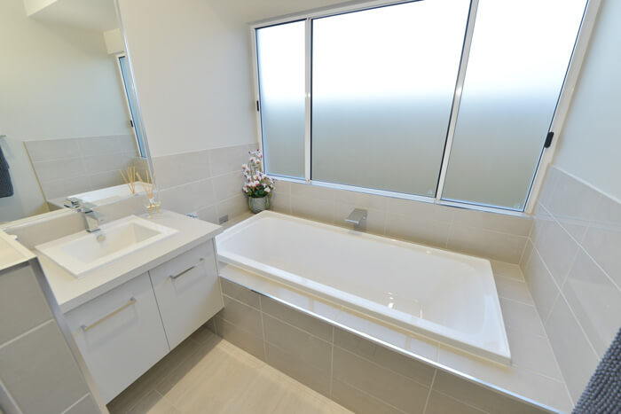 NQ Homes Cooya Display Bathroom